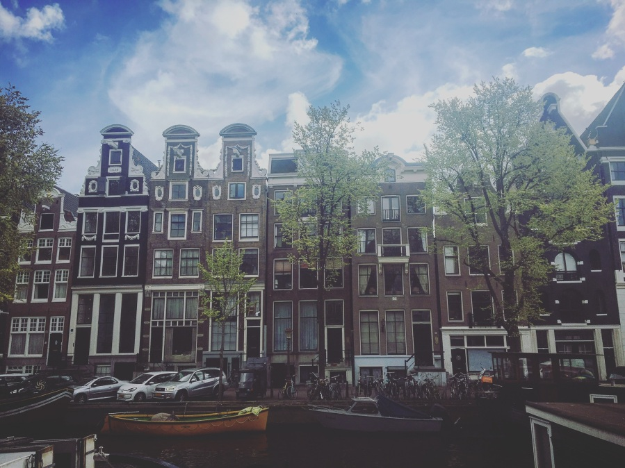 We're Back, Amsterdam. — Part 1